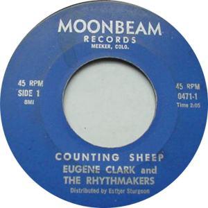 Moonbeam 471 - Clark, Eugene & Rhythmakers - Counting Sheep