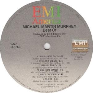 MURPHEY, MICHAEL - EMI 17143 - RAA (1)