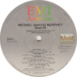 MURPHEY, MICHAEL - EMI 17143 - RAA (2)