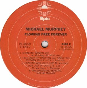 MURPHEY MICHAEL - EPIC 34220 - RB