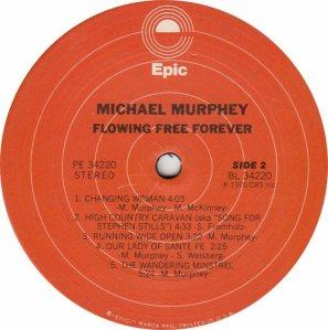 MURPHEY MICHAEL - EPIC 34220 - RB