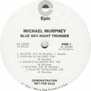 MURPHEY MICHAEL EPKC 33290 - RA