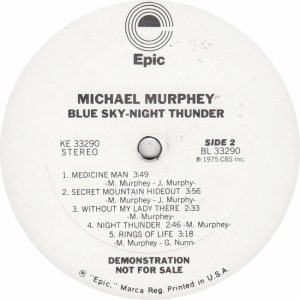 MURPHEY MICHAEL EPKC 33290 - RB