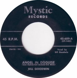 MYSTIC 689 - GOODWIN BILL - 58 A