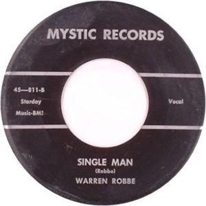 Mystic 811 - Robbe, Warren - Single Man R