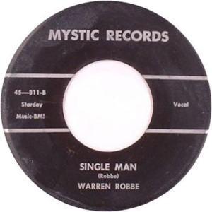 Mystic 811 - Robbe, Warren - Single Man R