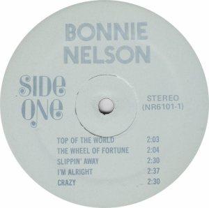 NELSON BONNIE - SQUIRE 101 - MEET RA (1) A