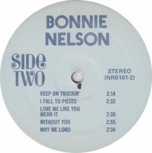 NELSON BONNIE - SQUIRE 101 - MEET RA (2) A