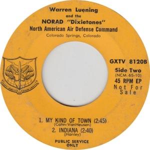 NORAD 65 - LUENING WARREN - RB