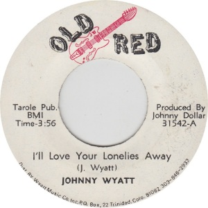 OLD RED 31542 - WYATT JOHNNY - RA