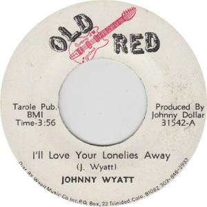 OLD RED 31542 - WYATT JOHNNY - RA