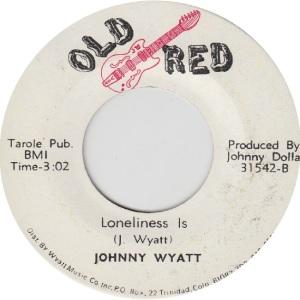 OLD RED 31542 - WYATT JOHNNY - RB