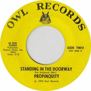 OWL 4048 - PROPINQUITY - 72 B