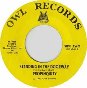 OWL 4048 - PROPINQUITY - 72 B