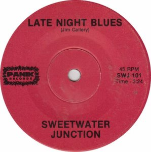 PANIC - SWEETWATER JUNCTION - LATE NIGHT