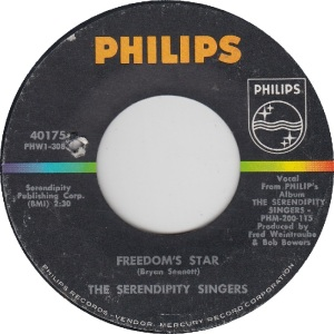 Philips 40175V - Serendipity Singers - Freedom's Star