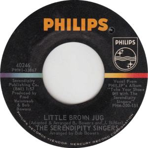 Philips 40246 - Serendipity Singers - Little Brown Jug