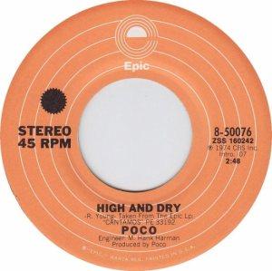 POCO - 75-01 - EPIC 50076 - A