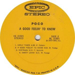 POCO - EPIC 31602 - GOOD FEELIN - RAAB (2)