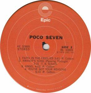 POCO - EPIC 32895 - RB