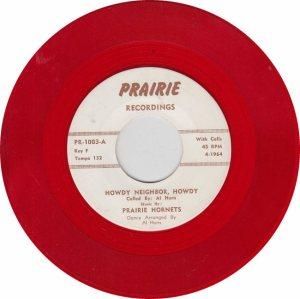 PRAIRIE 1003 - RED