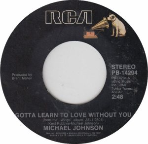 RCA 14294 - JOHNSON MICHAEL A