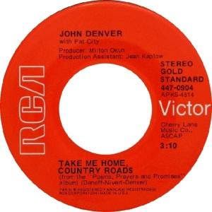 RCA 1972 904 GOLD STANDARD - DENVER JOHN A (1)