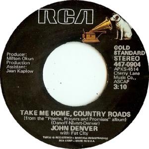RCA 1972 904 GOLD STANDARD - DENVER JOHN A (3)