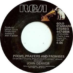 RCA 1972 904 GOLD STANDARD - DENVER JOHN A (4)