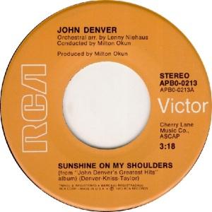RCA 1974 JAN- 213 - DENVER JOHN - DJA (3)