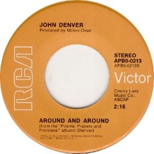 RCA 1974 JAN- 213 - DENVER JOHN - DJA (4)