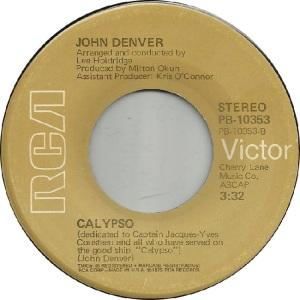 RCA 1975 08 - DENVER JOHN - B