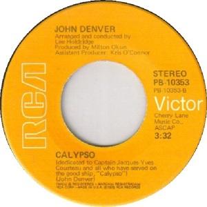 RCA 1975 08 - DENVER JOHN - D