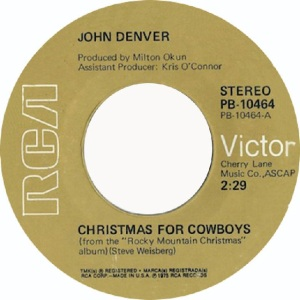 RCA 1975 11 - 10464 - DENVER JOHN A