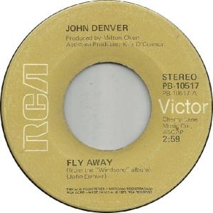 RCA 1975 11 - 10517 - DENVER JOHN A