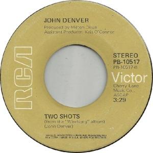 RCA 1975 11 - 10517 - DENVER JOHN B