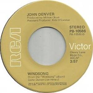 RCA 1976 02 - 10586 - DENVER JOHN B