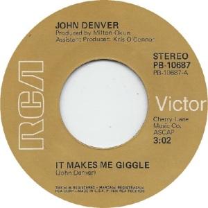 RCA 1976 04 - 10687 - DENVER JOHN A