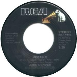 RCA 1976 09 - 10774 - DENVER JOHN - B
