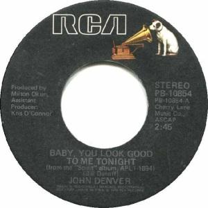 RCA 1976 12 - 10854 - DENVER JOHN A
