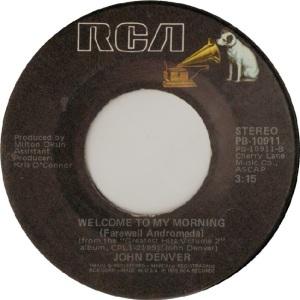 RCA 1977 02 - 10911 - DENVER JOHN B