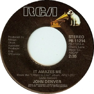 RCA 1978 02 - 11214 - DENVER JOHN - A