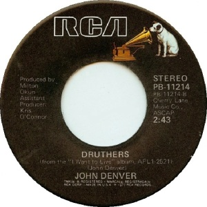 RCA 1978 02 - 11214 - DENVER JOHN - B