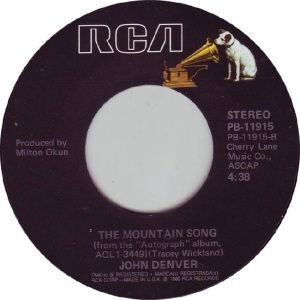 RCA 1980 02 11915 - DENVER JOHN - B