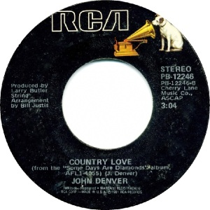 RCA 1981 01 12246 - DENVER JOHN B