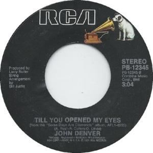 RCA 1981 10 12345 - DENVER JOHN B