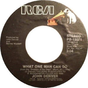 RCA 1982 02 13071 - DENVER JOHN - B