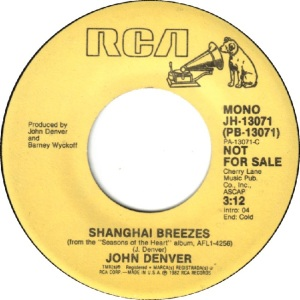 RCA 1982 02 13071 - DENVER JOHN - DJA