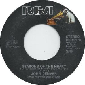 RCA 1982 07 13270 - DENVER JOHN - A