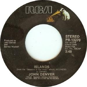 RCA 1982 07 13270 - DENVER JOHN - B
